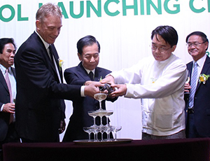 Loxley and Castrol Take a Big Steps Into Myanmar Market
