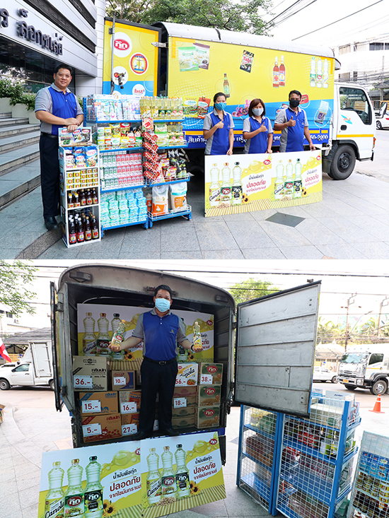 Loxley Launches Grocery Trucks