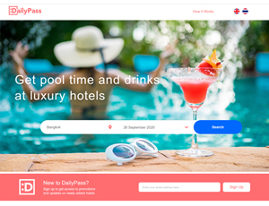 DailyPass Announces Partnership with Marriott for Local Daycations
