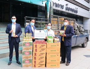 Loxley Support Klong Teoy Community During Pandemic